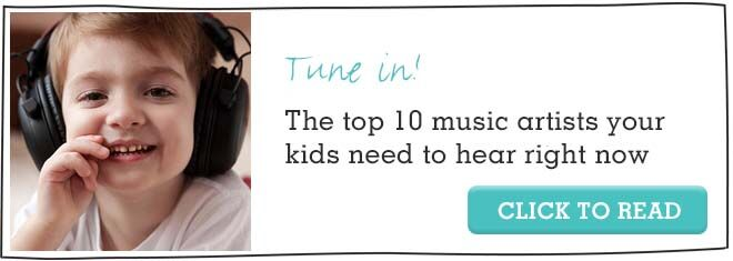 10 music artists kids need to know -skills toddlers learn through music