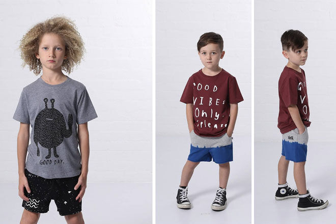 minti spring summer 2017 2018 Little Styles