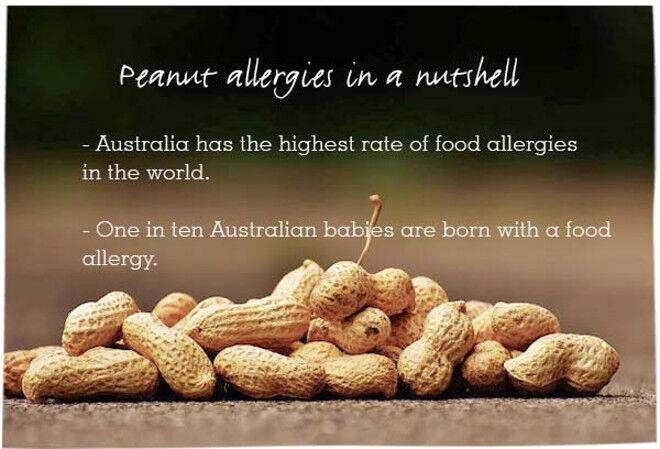 cure for peanut allergy in kids