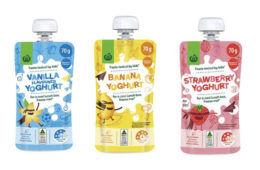 Parmalat children's yoghurt recall