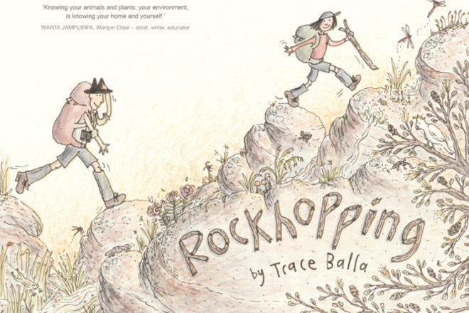 Rockhopping Childrens Book of the Year winners 2017