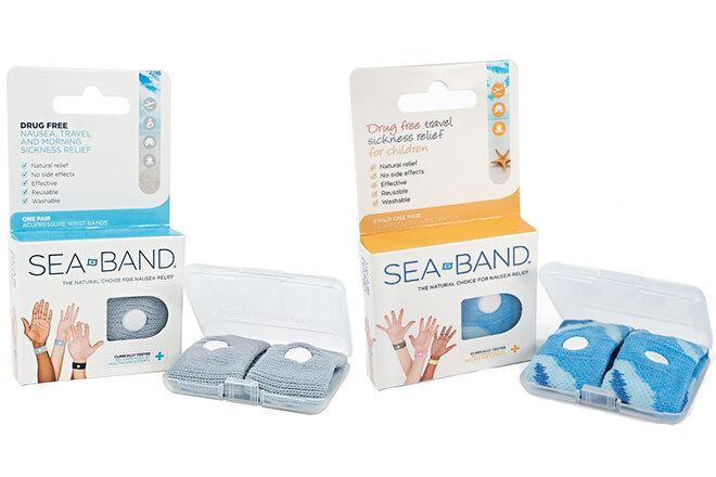 Seaband for morning sickness