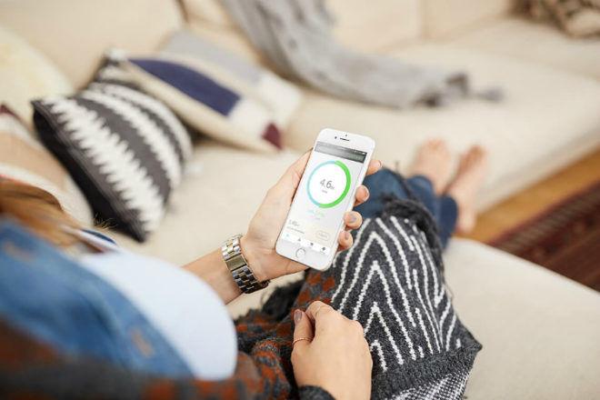 willow breast pump phone app