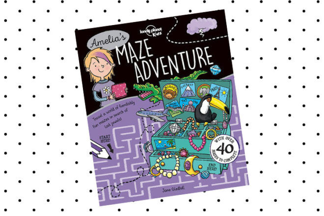 Amelia's Maze Adventure book