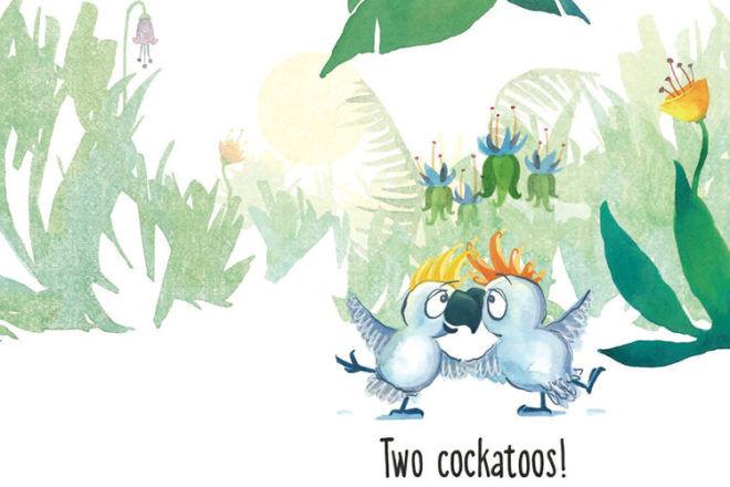 Cockatoo, Too by Bethanie Deeney Murguia
