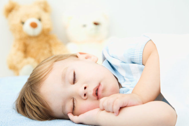 Daylight Savings tips for toddlers