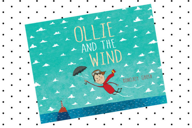 Book Review: Ollie and the Wind