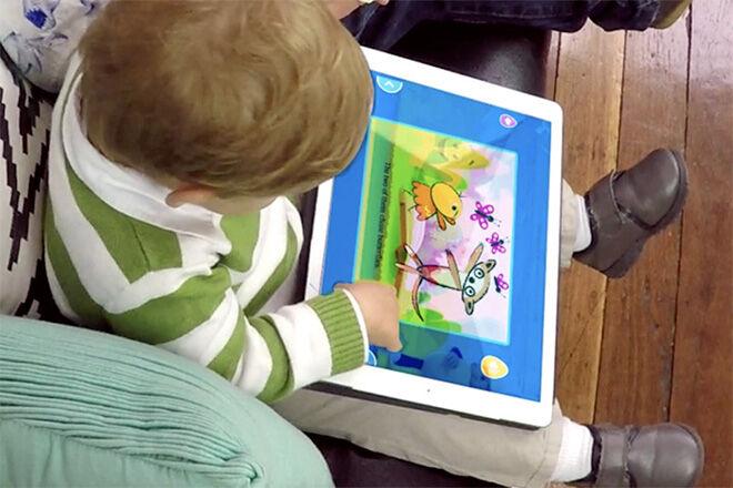 Reading Eggs Junior app review