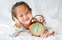 Daylight Savings tips for babies and toddlers