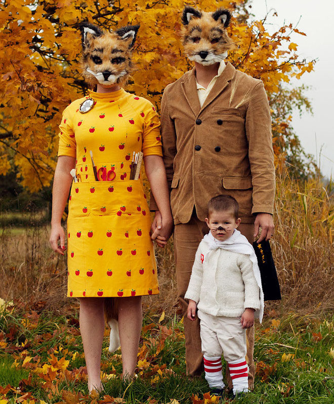 17 awesome family Halloween costumes