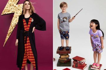 Harry Potter Peter Alexander pjs
