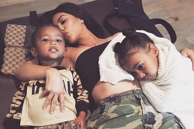 Kim Kardashian third baby