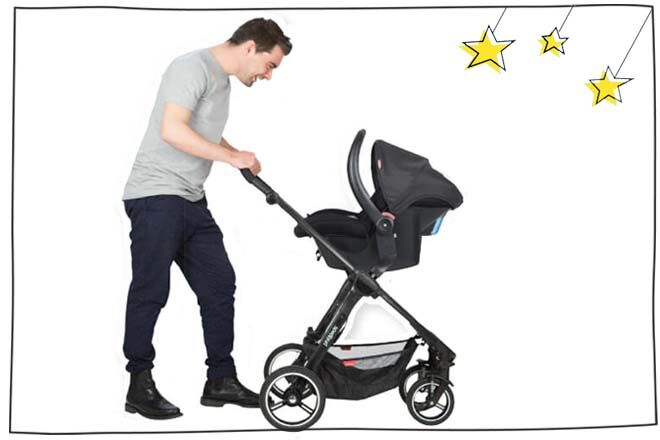 6 reasons your first pram should be a phil&teds