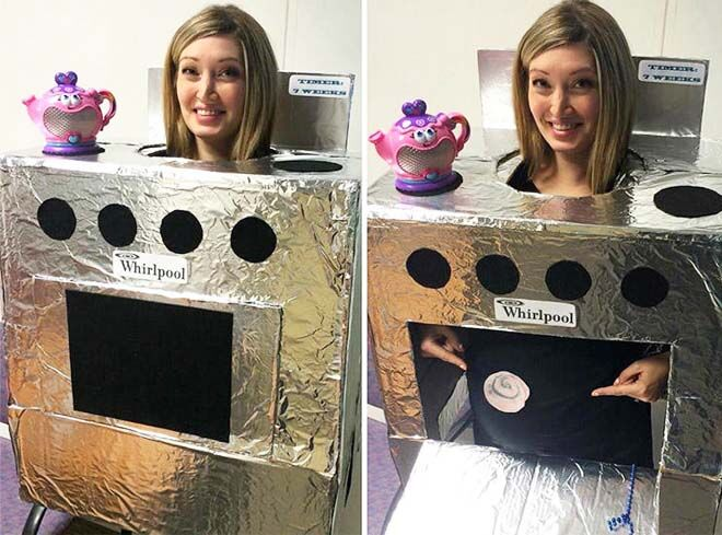 17 creative pregnant Halloween costumes for mums and bumps