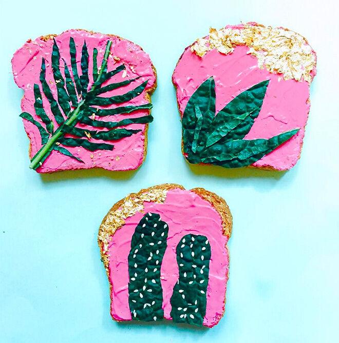 jungle toast