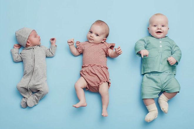 Rending baby clothes Vagga