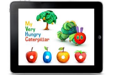 very hungry caterpillar app