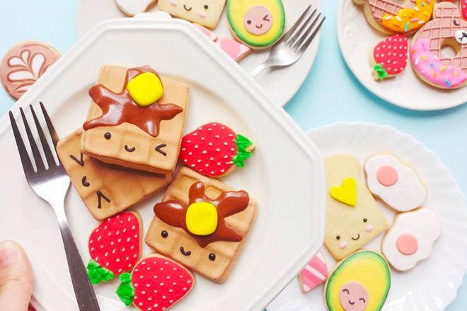 Insta crush of vickiee_yo Instagram cookies