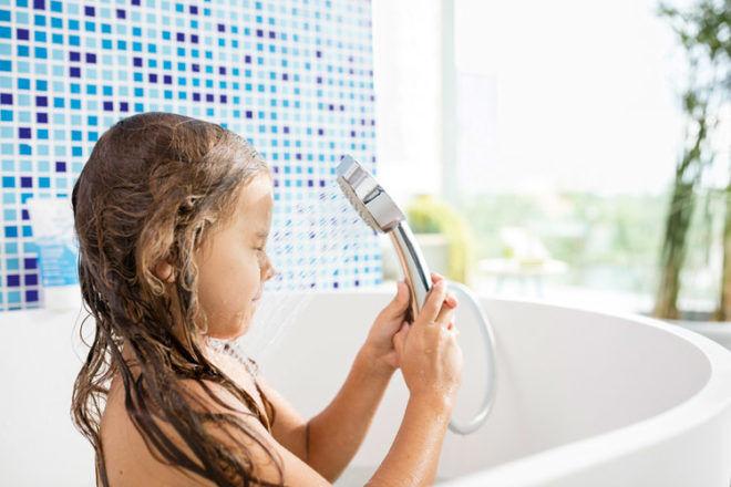 Weleda 2 in 1 kids shampoo