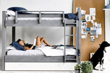 House of Orange Kids Bunk Bed