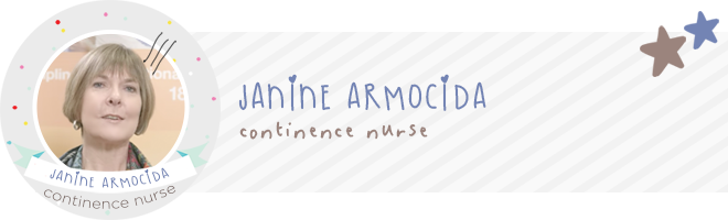 Janine Armocida Continence Nurse
