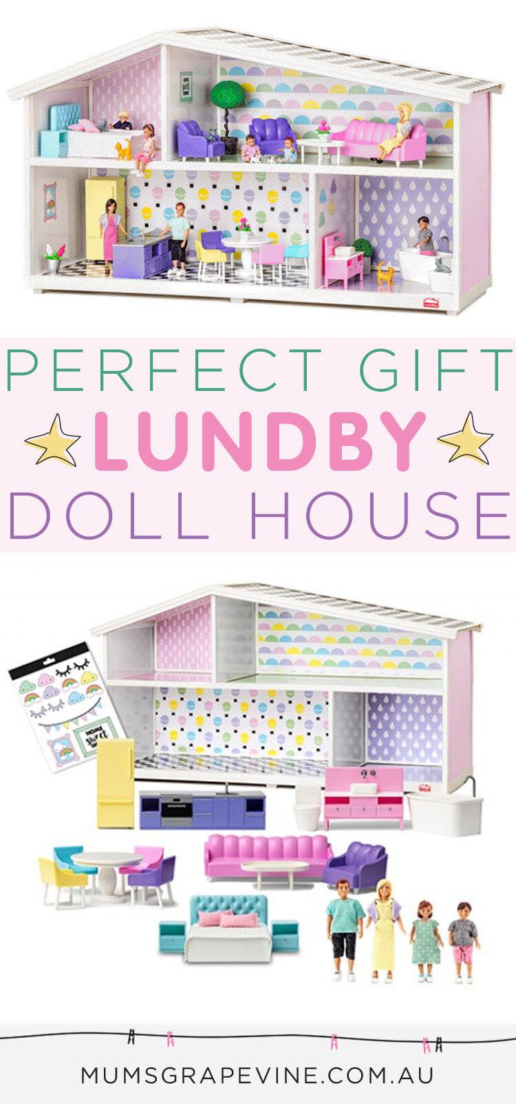 Lundby Creative House doll house