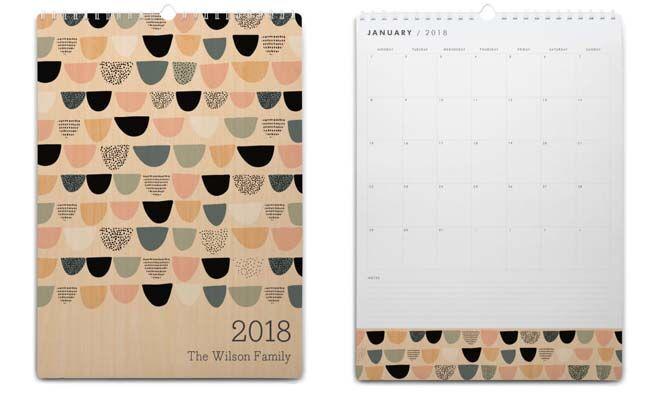 Tiny Me 2018 Family Planner