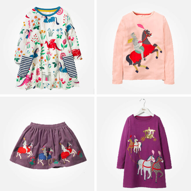 Boden A Fairytale Land boys and girl clothing