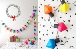 DIY Advent calendars craft