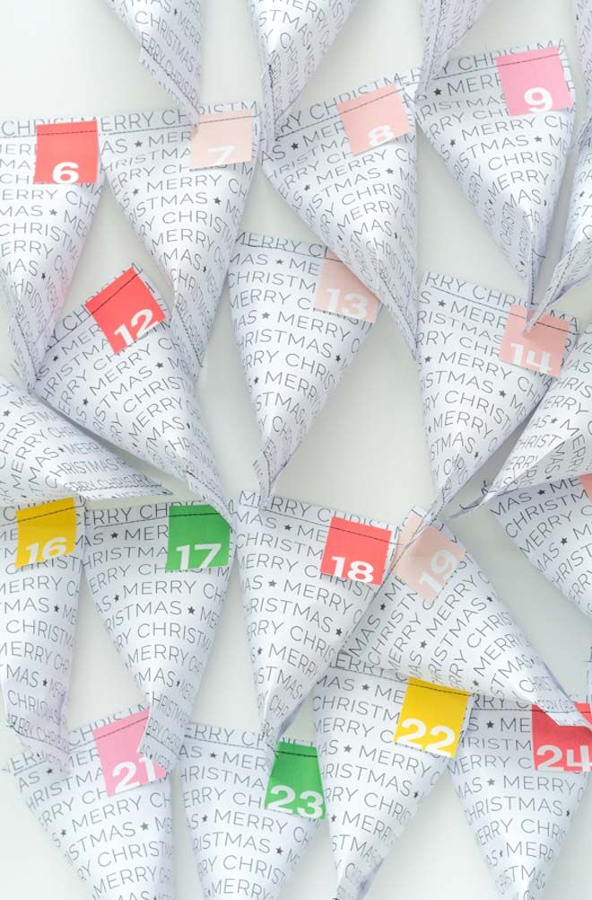 Diy Sewing Advent Calendar : Count it down creative diy advent calendars mum s