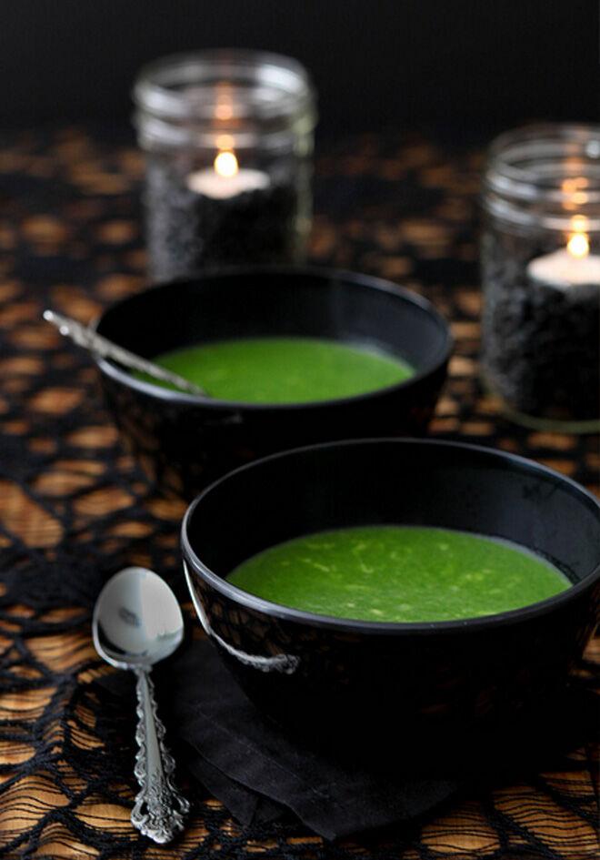 Spooky Halloween dinner ideas, Witch's Brew