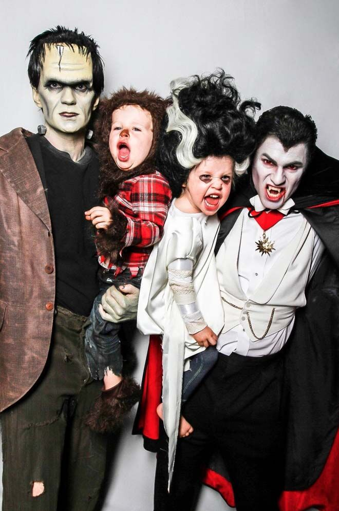 Neil Patrick Harris Halloween costume 2017