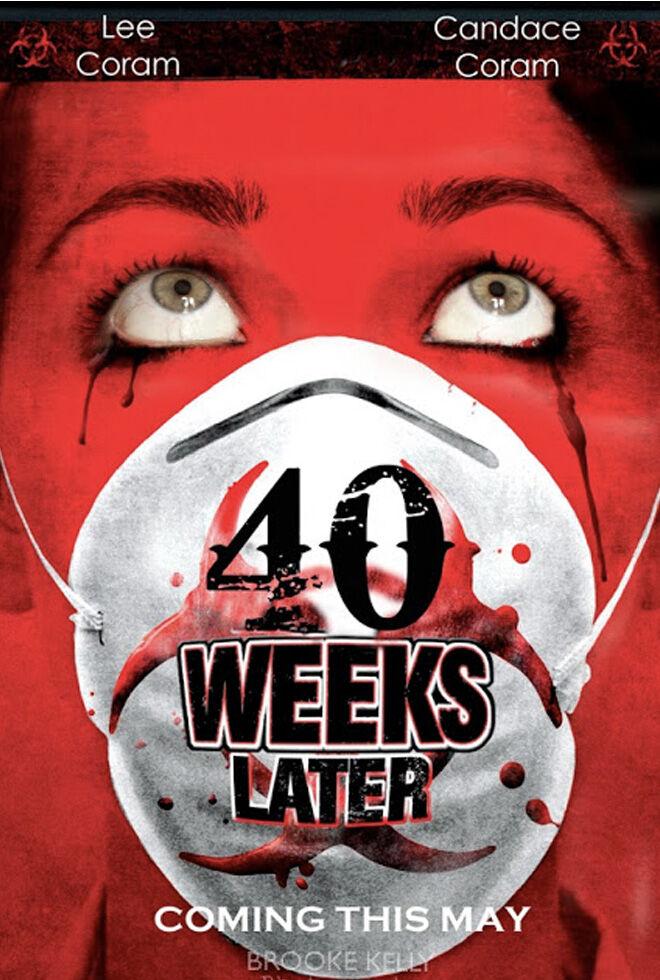 40 Weeks movie pregnancy announcement