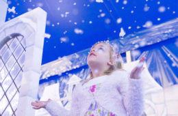 WIN Santa's Magical Kingdom family pass