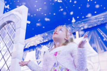 WIN Santa's Magical Kingdom family pass