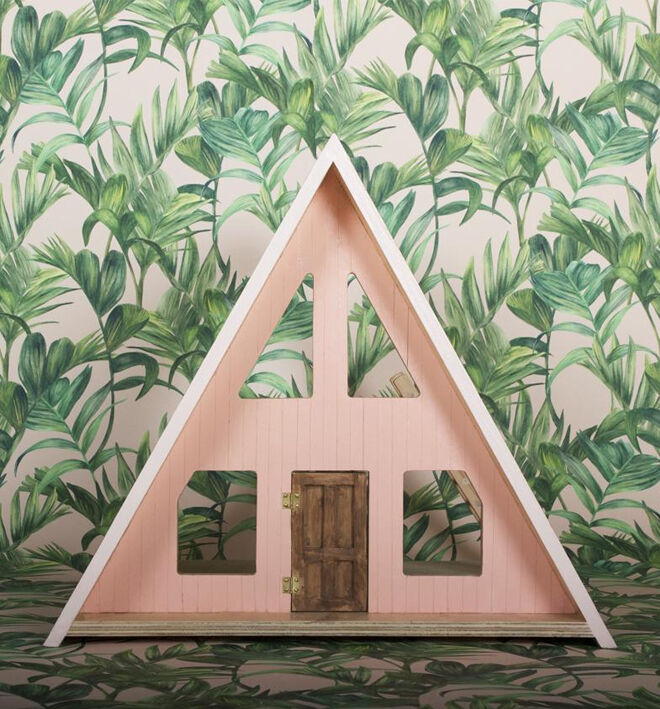 Such Great Heights Kids A-frame Doll houses