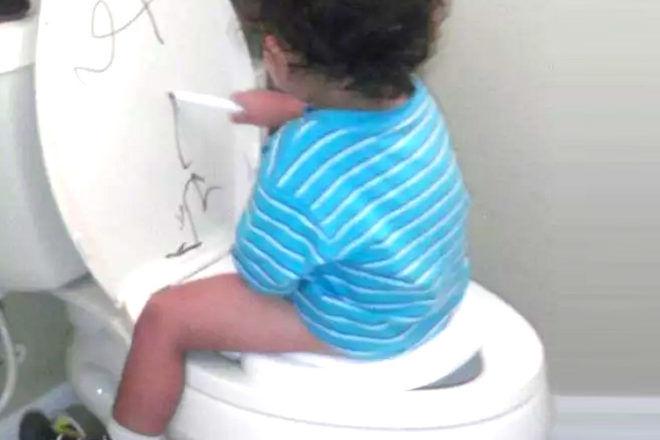 toilet training tip