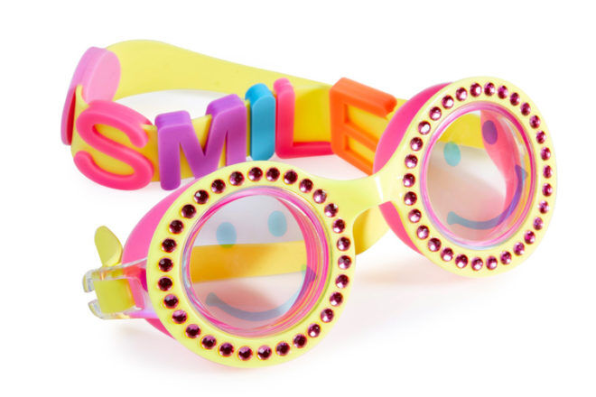 Be Happy Bling2o kids swimming goggles