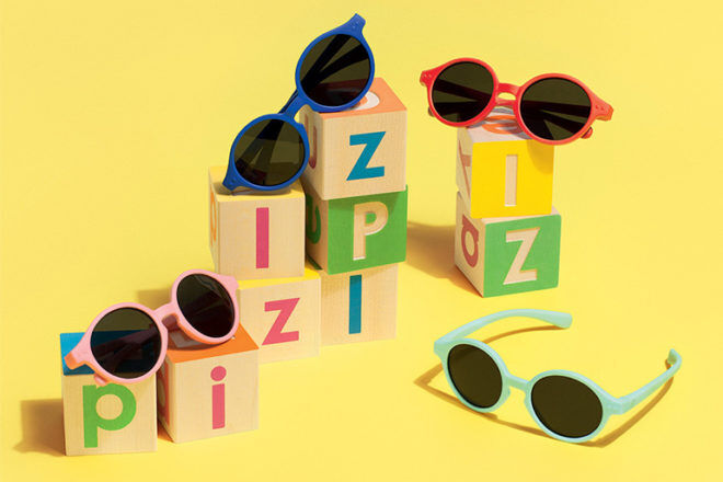 12a5a3428c8 IZIPIZI Sun Kids sunglasses baby and toddler collection