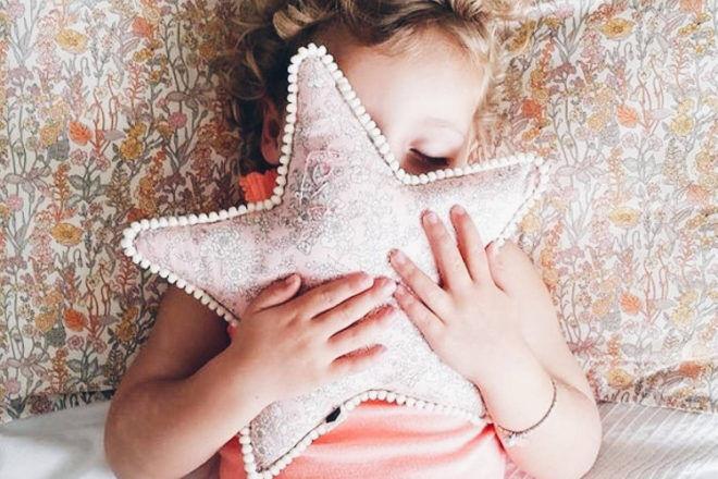 Liberty pillowcase by Pollen