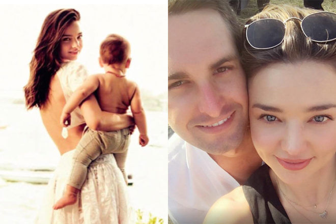 Miranda Kerr Is Pregnant With Baby Number Two Mum S
