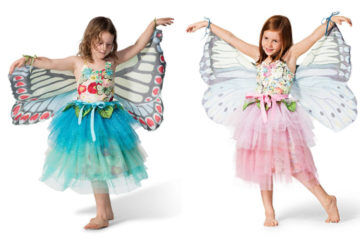 Butterfly wings by Paper Wings