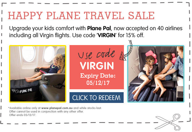Plane Pal In-content coupon
