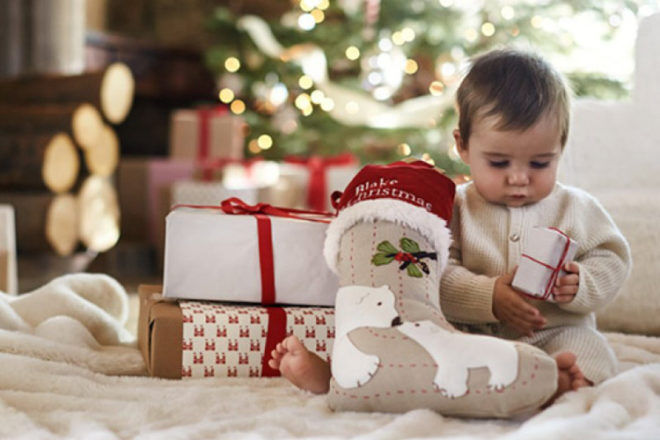 Gift Guide For Babies First Christmas