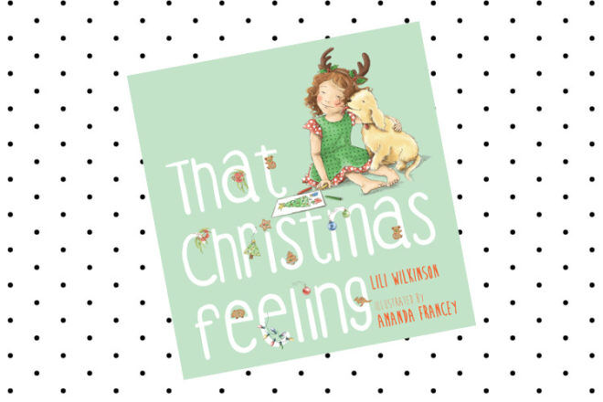 Book Review: That Christmas feeling by Lili Wilkinson
