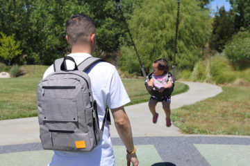 The Daddy diaper backpack