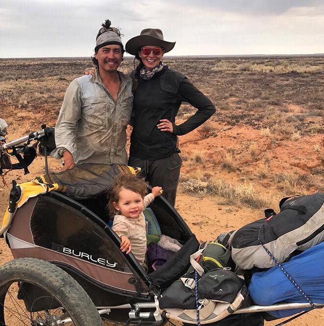 The Jonesys family trek across outback Australia
