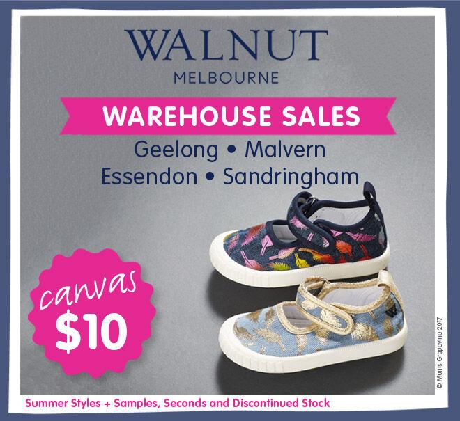 Walnut Melbourne Sale