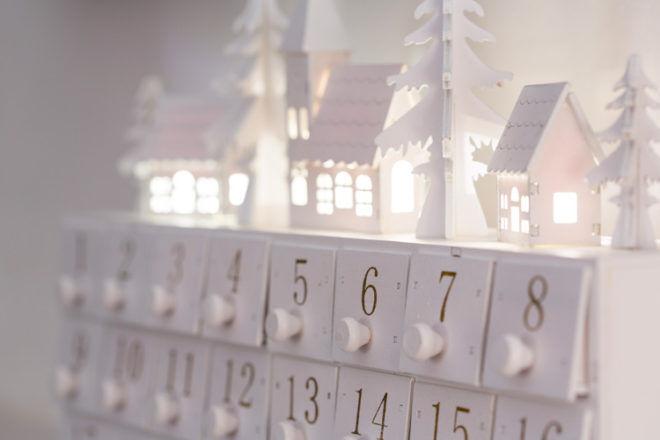 Choc-free advent calendar ideas