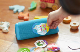 Birde media player for toddlers